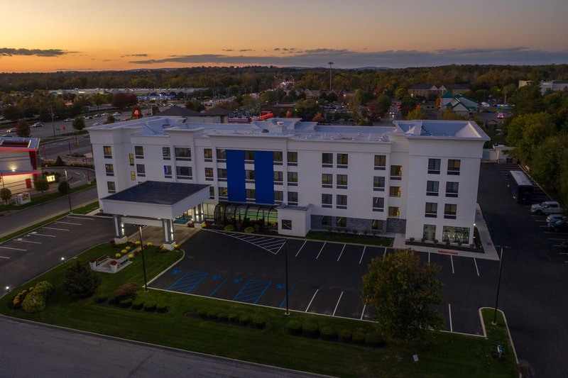 Drone Photography for Hotels