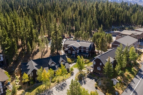Boarding School Virtual Tour for Lake Tahoe Prep Aerial 10