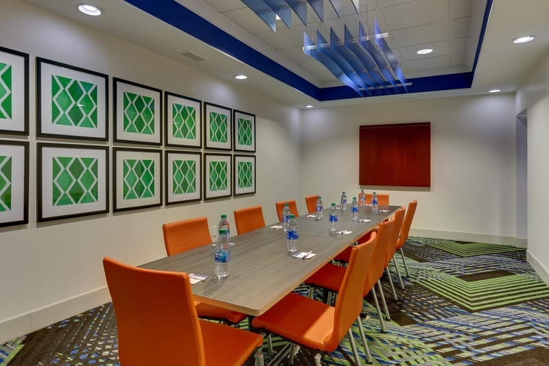 IHG Approved Photography for Holiday Inn Express Dayton Centerville Meeting Room 03