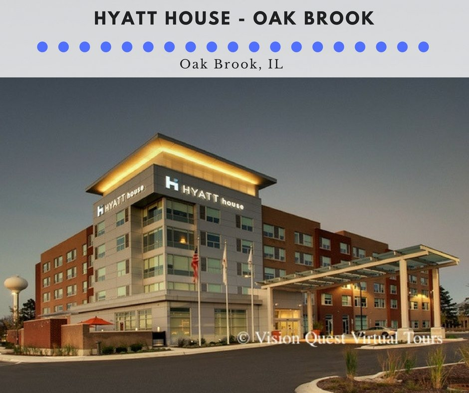 Professional Hotel Photography for Hyatt House Oakbrook