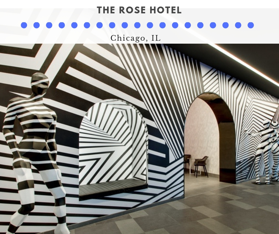 Professional Hotel Photography for The Rose Hotel