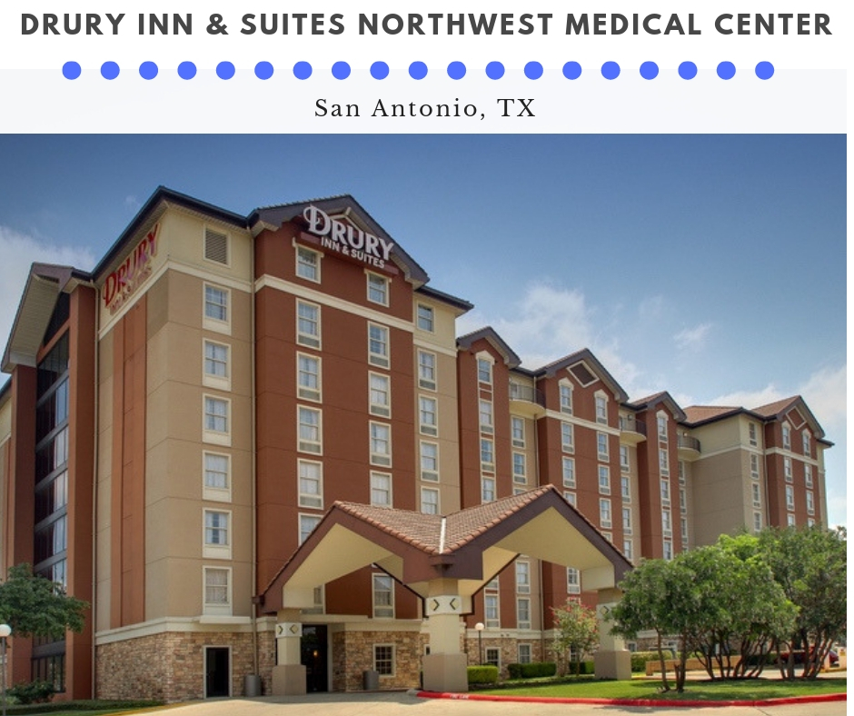 Professional Hotel Photography for Drury Inn & Suites San Antonio Northwest Medical Center